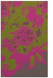 rug #550257 |  light-green natural rug