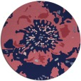 rug #550374   round abstract rug