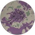 rug #550461 | round beige natural rug
