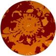 rug #550470   round natural rug