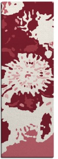 abstracted rug - product 550845