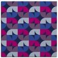 rug #551013 | square blue popular rug