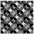 rug #551257 | square black rug