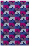 rug #551717 |  pink circles rug