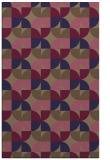 rug #551798    circles rug