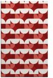 rug #551937 |  red rug