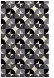 rug #551961 |  black rug