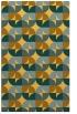 rug #551993 |  light-orange circles rug