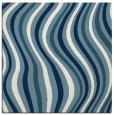 rug #552769 | square white retro rug