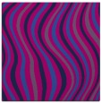 rug #552773 | square pink rug