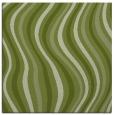 rug #552869 | square green retro rug
