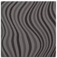 rug #552893 | square brown abstract rug