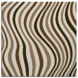 rug #552897 | square beige abstract rug
