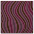 rug #552969 | square purple abstract rug
