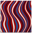 rug #552986 | square abstract rug