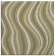 rug #553069   square light-green stripes rug