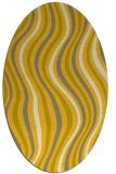 rug #553387   oval abstract rug