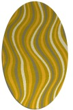 rug #553388 | oval abstract rug