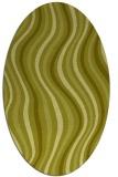 rug #553420 | oval abstract rug