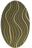 rug #553430 | oval abstract rug