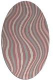 rug #553438   oval abstract rug