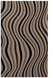 rug #553461 |  black stripes rug