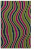 rug #553485 |  green abstract rug