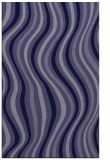 rug #553537 |  blue-violet stripes rug