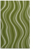 rug #553573 |  green abstract rug