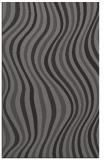 rug #553597 |  brown retro rug
