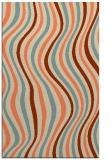 rug #553645 |  orange popular rug