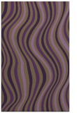 rug #553681 |  mid-brown stripes rug