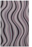 rug #553685 |  purple abstract rug