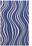 rug #553729    white abstract rug