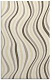 rug #553741    yellow abstract rug