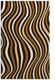 rug #553745 |  brown retro rug