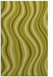 rug #553769 |  light-green stripes rug