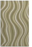 rug #553773 |  light-green stripes rug