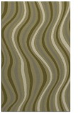 rug #553781 |  light-green abstract rug