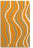 rug #553793 |  light-orange retro rug