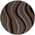 rug #553812 | round abstract rug