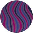 rug #553832   round stripes rug