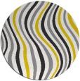rug #553985   round stripes rug
