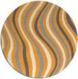 rug #554150   round stripes rug