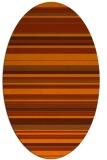 rug #556873 | oval popular rug