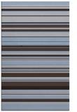 rug #557081 |  blue-violet stripes rug