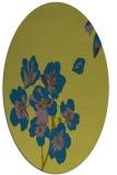 rug #560199 | oval natural rug