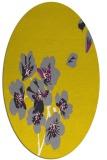 rug #560323   oval natural rug