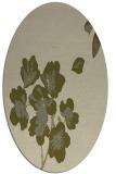 rug #560471   oval natural rug