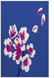 rug #560593    blue-violet natural rug